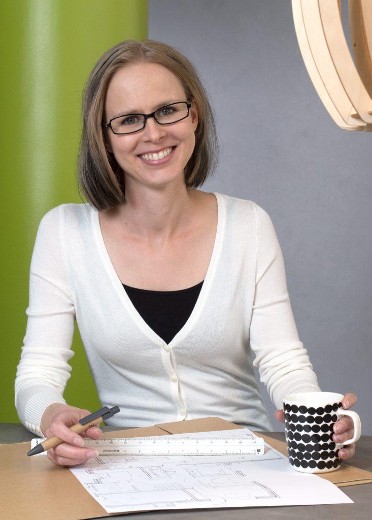 Sisustussuunnittelija (SI) Johanna Huomo Uudistin