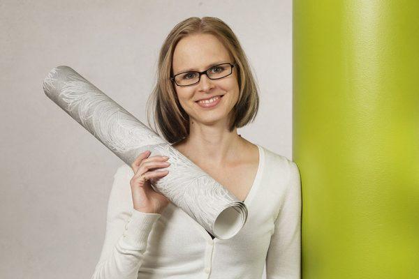 Sisustussuunnittelija Johanna Huomo