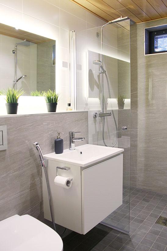 Seinä-wc tuo kylpyhuoneeseen ylellisyyttä ja käytännöllisyyttä
